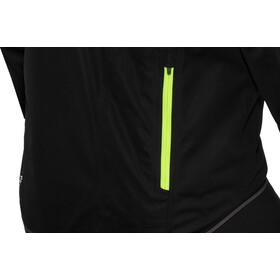GORE WEAR C3 Gore Windstopper Jacket Men black/neon yellow